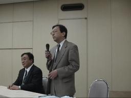 齋藤副会長の写真