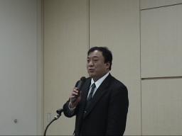 加藤会長の写真